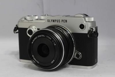 奥林巴斯 PEN-F套机(17mm f/2.8)(NO:1696 9528)