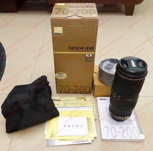 尼康 70-200mm
