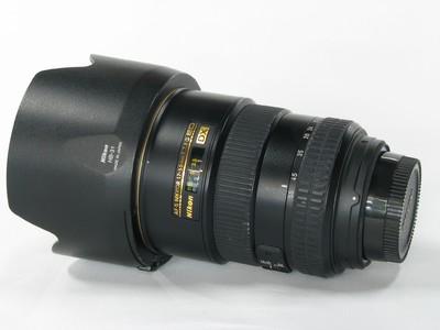 尼康 AF-S DX 17-55mm f/2.8G IF-ED镜头97-98新