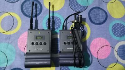 索尼小蜜蜂  URX-P1发射   UTX-B1接收一套