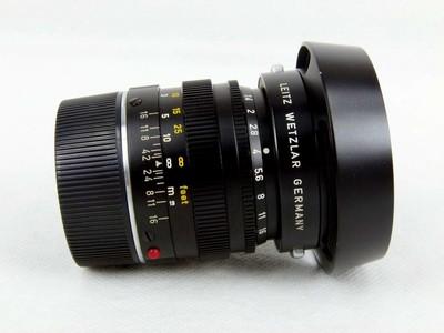 徕卡Leica Summilux-M 50 / 1.4 第二版