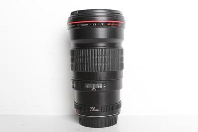 95新二手 Canon佳能 200/2.8 L II EF 二代镜头(B6967)【京】