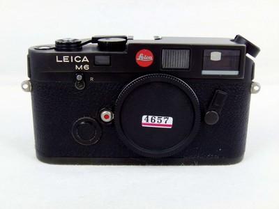 徕卡Leica M6小盘