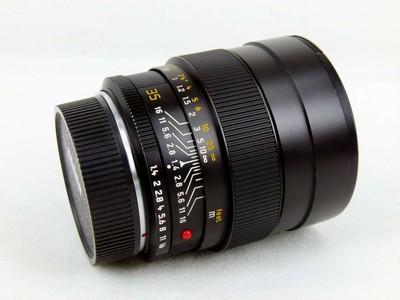 徕卡Leica Summilux-R 35/1.4 方字版