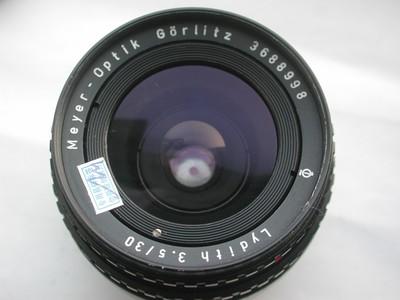 M42口斑马版梅耶Meyer30 3.5镜头!带包装纸盒!