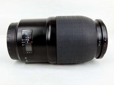 哈苏 HC 120/4 微距