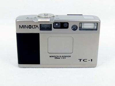 包装齐全的 美能达Minolta TC-1