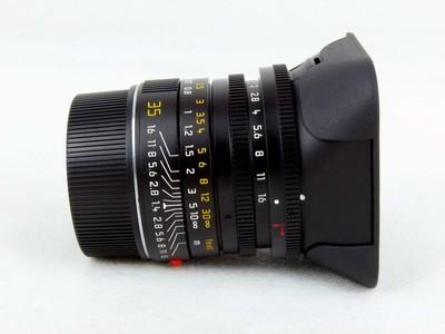 带包装的徕卡Leica Summilux-M 35/ 1.4 Asph  11874