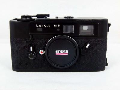 徕卡Leica M5黑色