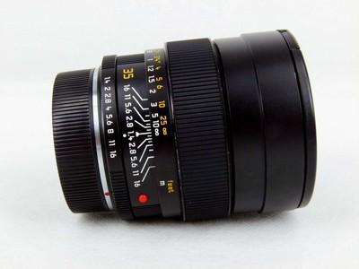 徕卡Leica Summilux-R 35 /1.4 ROM