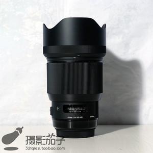 99新适马85mm F1.4 DG Art  (佳能口)#3680[支持高价回收置换]