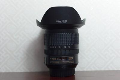11新二手 Nikon尼康 10-24/3.5-4.5 G 广角变焦(00858)【津】