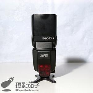 98新 佳能 580EX II 闪光灯 #2284 [支持高价回收置换]