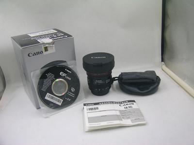 出售 96新 佳能 EF 8-15mm f/4L USM 鱼眼 包装齐全 请看图片