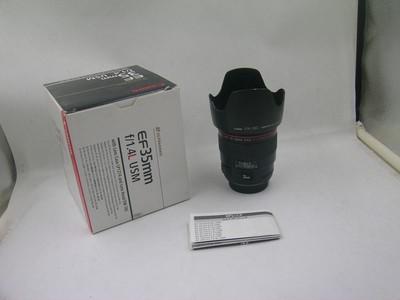 出售 95新佳能 EF 35mm f/1.4L USM 包装齐全 请看图片