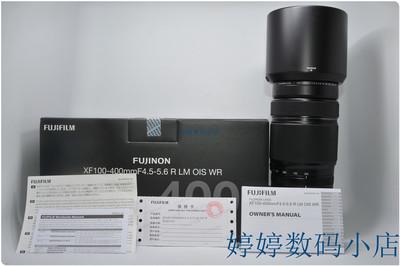 富士 XF100-400mmF4.5-5.6 R LM OIS WR 大陆行货