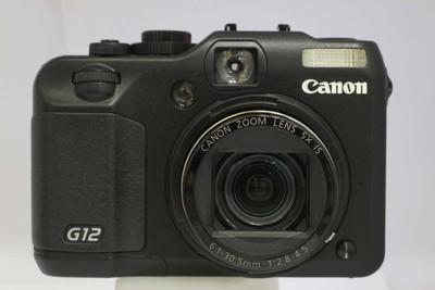 佳能 G12 数码相机(NO:5924)(赠送皮套)