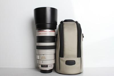 97新二手Canon佳能 100-400/4.5-5.6 L IS 大白一代(B7002)京