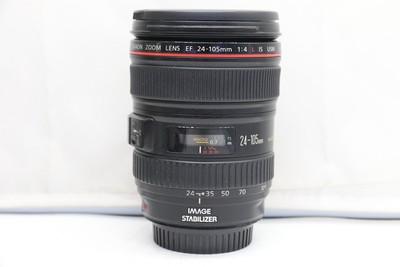 95新二手Canon佳能 24-105/4 L IS USM 防抖镜头 (1189)【京】