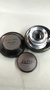 Ernst Leitz Wetzlar Summaron 35 mm f/ 3.5