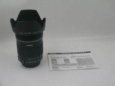 出售 96新 佳能 EF-S 18-135mm f/3.5-5.6 IS USM 请看图片