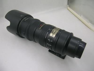 出售 95新 尼康 AF-S VR 70-200mm f/2.8G (小竹炮) 请看图片