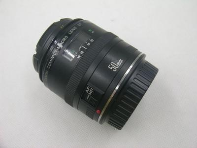 出售 95新 佳能 EF 50mm f/2.5 微距 请看图片
