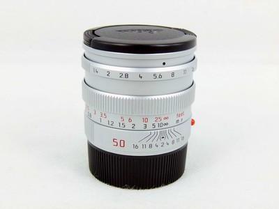 徕卡Leica Summilux-M 50 / 1.4 E46版银色