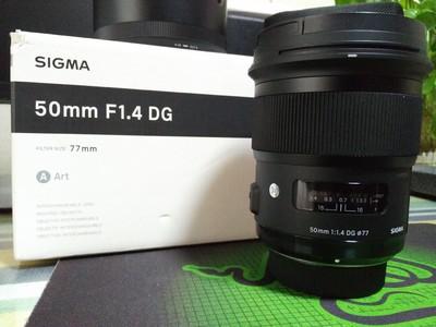 适马 50mm f/1.4 DG HSM(A) (尼康口)