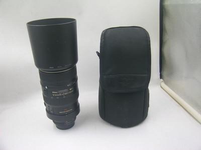 出售 95新 尼康 AF VR80-400mm f/4.5-5.6D ED 请看图片
