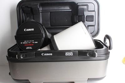 97新二手 Canon佳能 600/4 L IS USM 640超长焦镜头(B95026)京