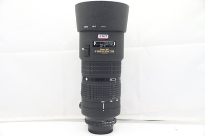 96新二手 Nikon尼康 80-200/2.8 D AF三代小钢炮(1167)【深】