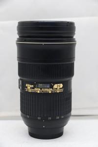 95新二手Nikon尼康 24-70/2.8 G ED AF-S变焦镜头(1177)【深】