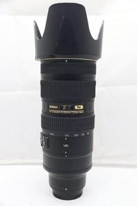 96新二手Nikon尼康 70-200/2.8 G VR II 大竹炮(1180)【深】