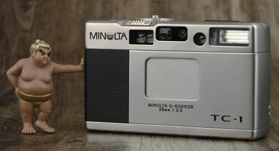 美能达 Minolta TC-1 TC1