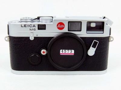 包装齐全的徕卡Leica M6 徕兹版银色