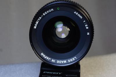 玛米亚 MAMIYA SEKOR C 45/2.8 N 中画幅单反镜头