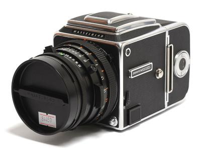 哈苏/Hasselblad 2000FC/M相机连CF 80mm T*镜头和A12背 *如新*