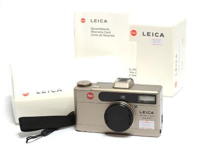 徕卡/Leica Minilux Zoom傻瓜相机 带35-70mm镜头