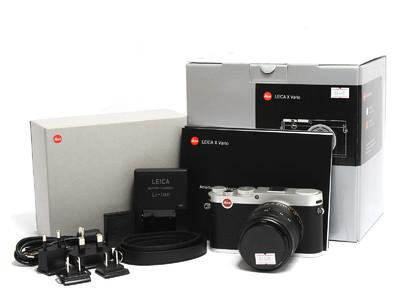 徕卡 X Vario (Typ 107)数码相机 黑色