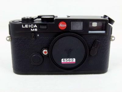 徕卡Leica M6黑色