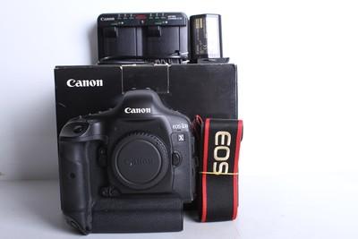 92新二手 Canon佳能 1DX 1D X 单机 高端单反(B6693)【京】