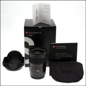 徕卡 Leica S 35/2.5 ASPH 广角镜头 带包装