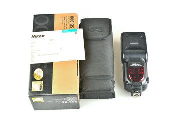 95新 尼康 SB-900