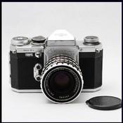 清仓甩卖 Edixa MAT reflex ISCO-MAT 50/1.9 套机 135胶片相机