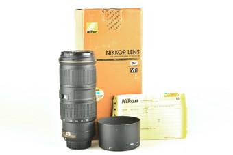 98新 尼康 AF-S 尼克尔 70-200mm