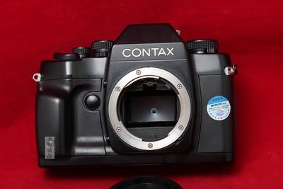 康泰时 CONTAX RX 蔡司 RX 专业 胶片相机 实物拍摄