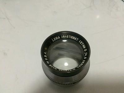 徕卡 Wollensak Velostigmat-SM 4.5/127mm