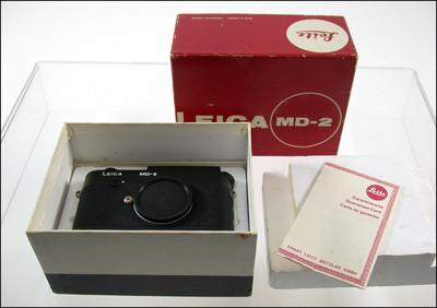 新品收藏 徕卡 Leica MD-2 对号包装