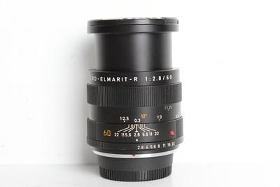 93新二手Leica徕卡 60/2.8 尼康口 微距镜头 (B6728)【京】